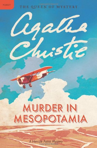 Murder in Mesopotamia A Hercule Poirot Mystery N/A edition cover