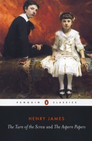 Turn of the Screw and the Aspern Papers   2003 edition cover