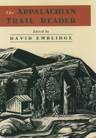 Appalachian Trail Reader   1997 (Reprint) edition cover