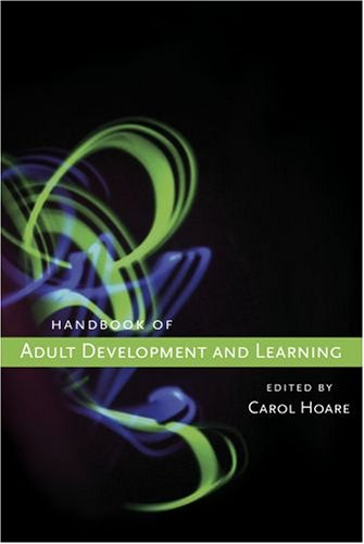 Handbook of Adult Development and Learning   2006 edition cover