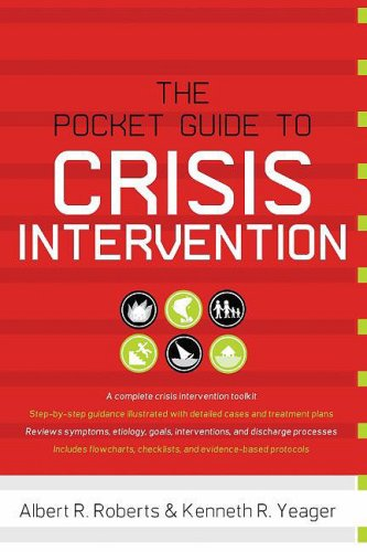 Pocket Guide to Crisis Intervention   2009 edition cover