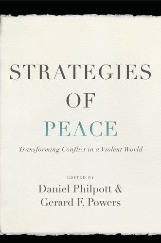 Strategies of Peace   2010 edition cover