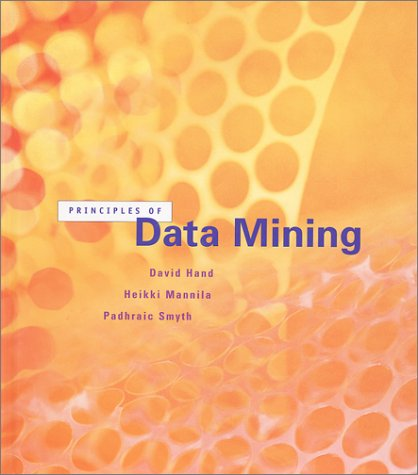 Principles of Data Mining   2001 edition cover