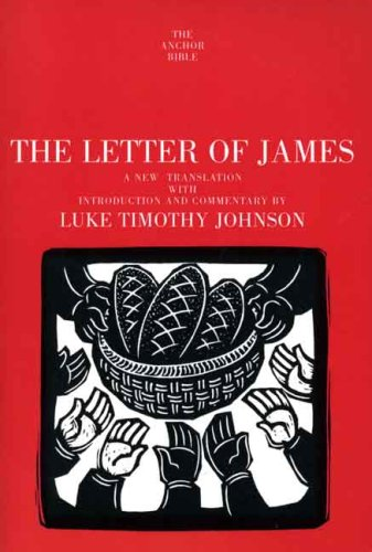 Letter of James   2005 edition cover