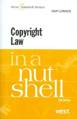 Copyright Law  2nd 2011 (Revised) edition cover
