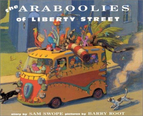 Araboolies of Liberty Street  Reprint  edition cover