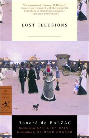 Lost Illusions   2001 edition cover