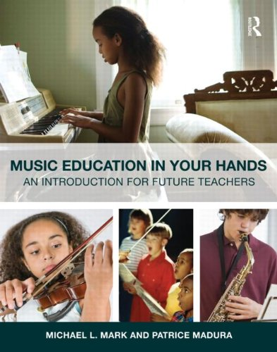Music Education in Your Hands An Introduction for Future Teachers  2010 edition cover