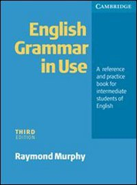 English Grammar in Use without Answers A Reference and Practice Book for Intermediate Students of English 3rd 2004 (Revised) edition cover