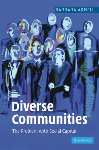 Diverse Communities The Problem with Social Capital  2006 edition cover