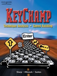 KeyChamp 2. 0  2nd 2003 (Revised) 9780538433907 Front Cover
