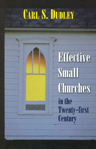 Effective Small Churches in the Twenty-First Century   2003 edition cover
