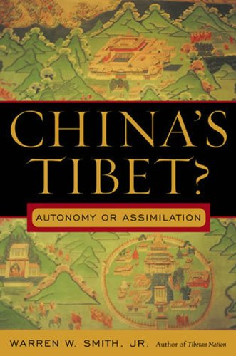 China's Tibet? Autonomy or Assimilation N/A 9780742539907 Front Cover