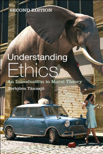 Understanding Ethics An Introduction to Moral Theory 2nd 2008 9780748636907 Front Cover