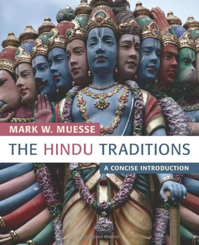 Hindu Traditions A Concise Introduction  2011 edition cover