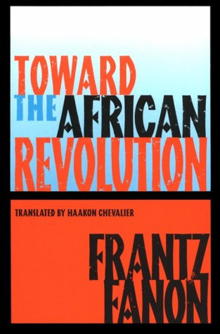Toward the African Revolution  N/A edition cover