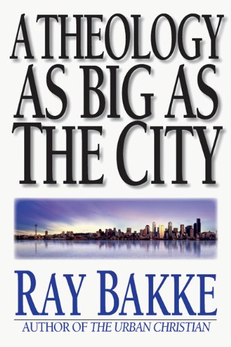 Theology as Big as the City   1997 edition cover