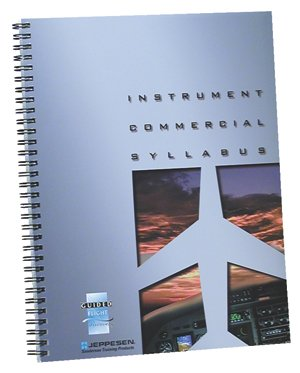 JEPPESEN INSTRUMENT COMMER.SYL N/A edition cover