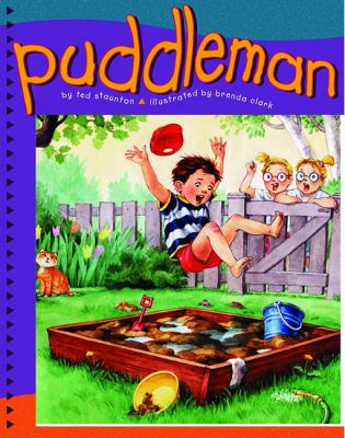 Puddleman   1998 9780889951907 Front Cover