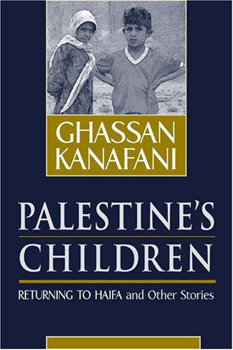 Palestine's Children Returning to Haifa and Other Stories  2000 edition cover