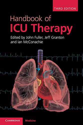 Handbook of ICU Therapy  3rd 2015 9781107641907 Front Cover