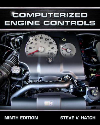 Computerized Engine Controls  9th 2012 edition cover
