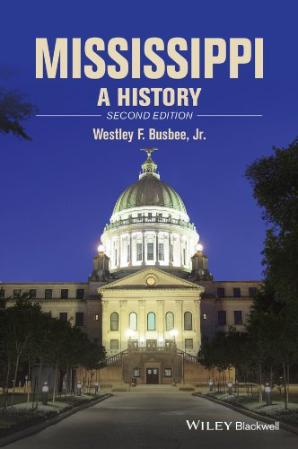 Mississippi A History 2nd 2014 edition cover