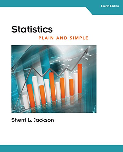 Statistics Plain and Simple:   2016 edition cover