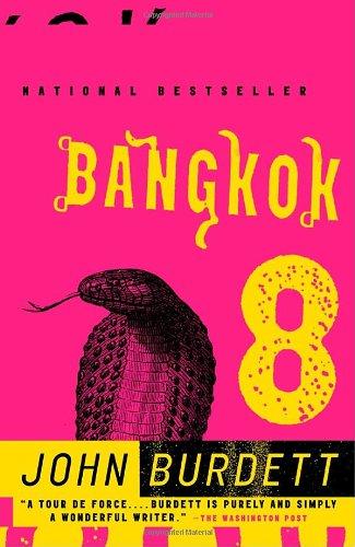 Bangkok 8  N/A 9781400032907 Front Cover