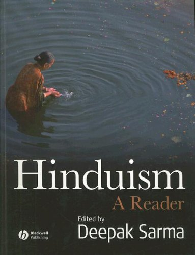 Hinduism A Reader  2008 edition cover