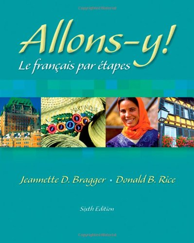 Allons-Y! Le Fran�ais Par �tapes 6th 2004 (Revised) edition cover