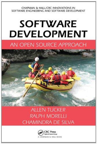 Software Development An Open Source Approach  2011 edition cover