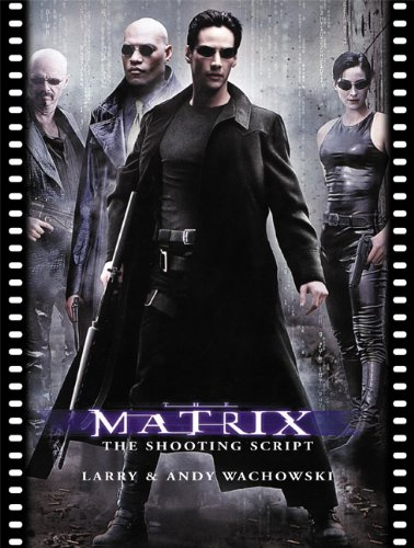Matrix The Shooting the Script  2002 edition cover