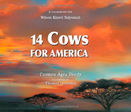 14 Cows for America   2009 edition cover