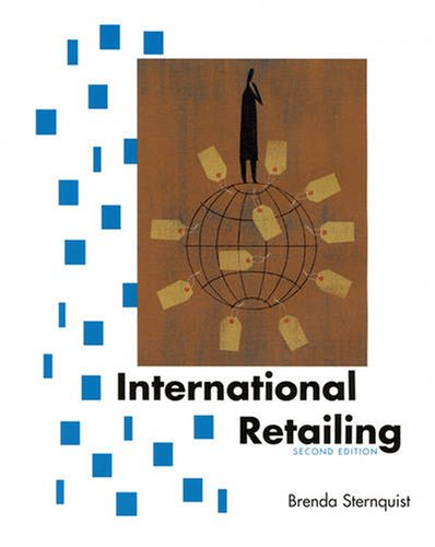 International Retailing Second Edition  2nd 2007 (Revised) edition cover