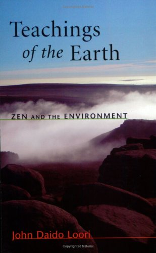 Teachings of the Earth Zen and the Environment  2007 edition cover