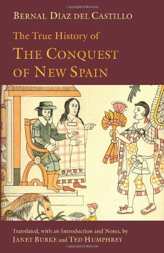 Historia Verdadera de la Conquista de la Nueva Espa�a   2012 edition cover