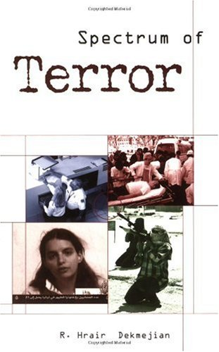 Spectrum of Terror   2007 (Revised) 9781933116907 Front Cover