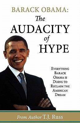 Audacity of Hype  N/A 9781933356907 Front Cover
