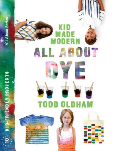 All about Dye   2012 9781934429907 Front Cover