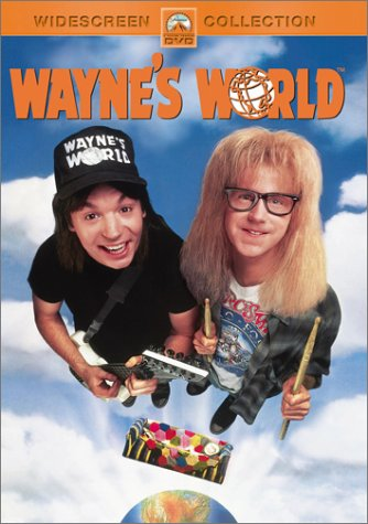 Wayne's World System.Collections.Generic.List`1[System.String] artwork