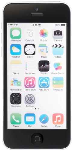 Apple iPhone 5c - 16GB - White (Sprint) product image