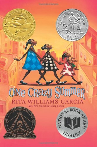 One Crazy Summer  N/A 9780060760908 Front Cover