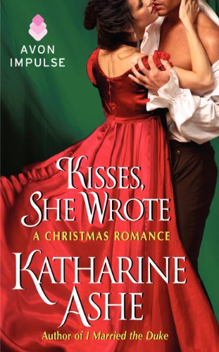 Kisses, She Wrote A Christmas Romance N/A edition cover