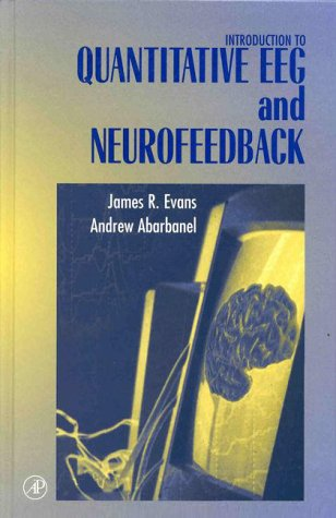 Introduction to Quantitative EEG and Neurofeedback   1999 edition cover