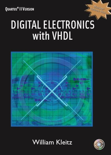 Digital Electronics with VHDL (Quartus II Version)   2006 edition cover