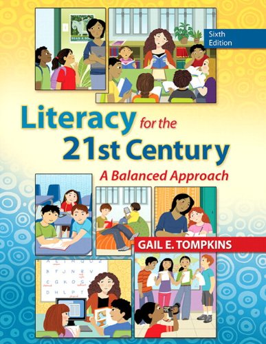 Literacy for the 21st Century  6th 2014 edition cover