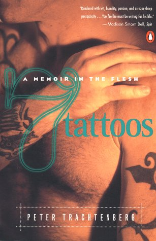 7 Tattoos A Memoir in the Flesh  1997 edition cover
