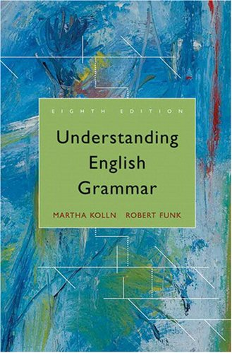 Understanding English Grammar  8th 2009 edition cover