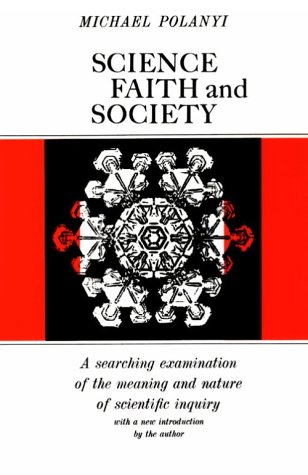 Science, Faith, and Society  N/A edition cover